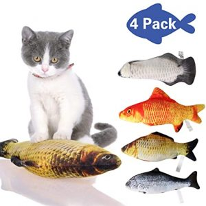 Adquirir Catnip Toys Fish