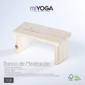 Importante local de venta de banco meditación decathlon