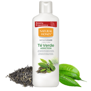 natural honey gel te verde para comprar por web
